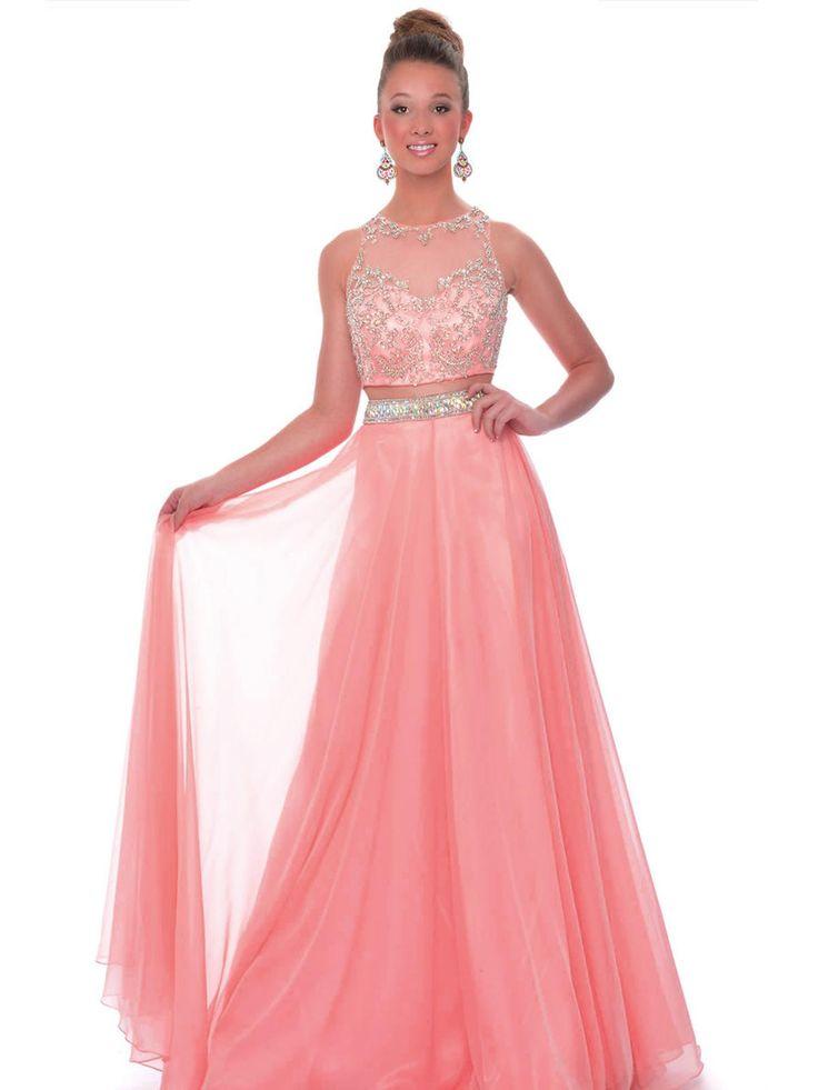 Mejores 447 imágenes de Gorgeous Prom dresses en Pinterest ...