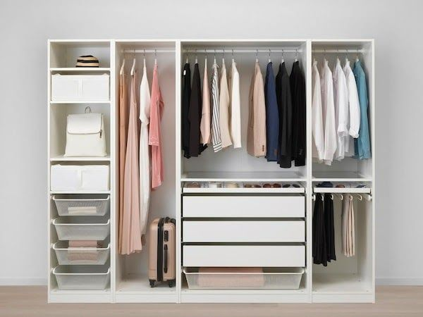 Planners Ikea Ikea Office Shelves Kimberliamodeo Co Tag Archived Of Apartments For Sale Alluring Apartment In 2020 Ikea Closet Design Ikea Wardrobe Ikea Pax Wardrobe