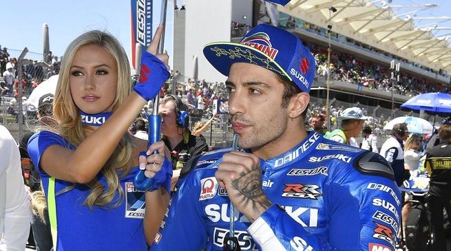Andrea Iannone Cap - MotoGP Official Apparel on GP Racing Apparel. #AndreaIannone #MotoGP #SanGemini.