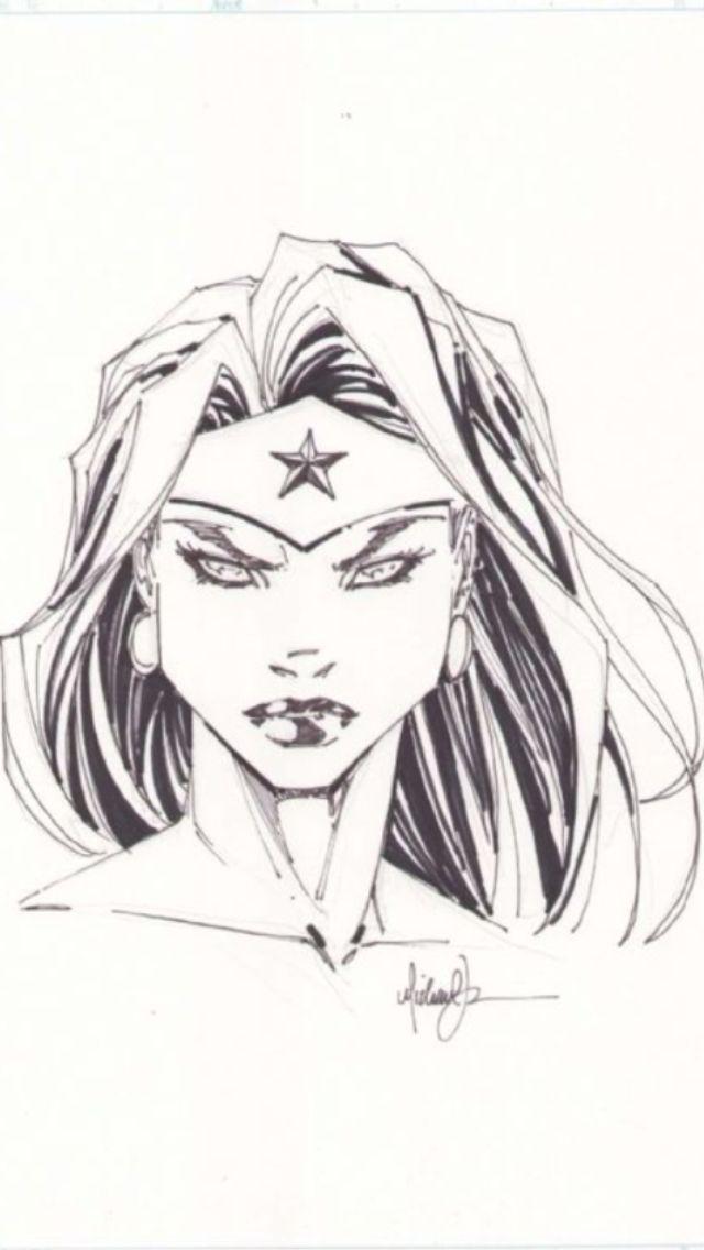 Wonder Woman by Michael Turner