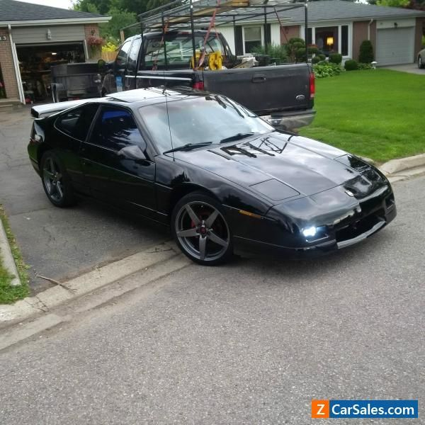 Unfinished Wide Body Pontiac Feiro Gt For Sale