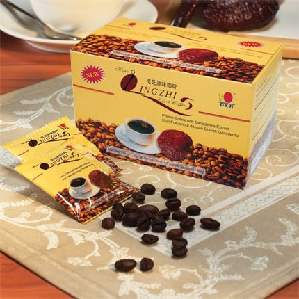 Lingzhi Black Coffee A unique formula of DXN Lingzhi Black Coffee 2 in 1, contains finest quality of instant coffee and Ganoderma extract. DXN Linghzi Black Coffee is sugar free and it is suitable fir those who like to limit their sugar intake. http://ganodermacoffeeusa.dxnnet.com/products