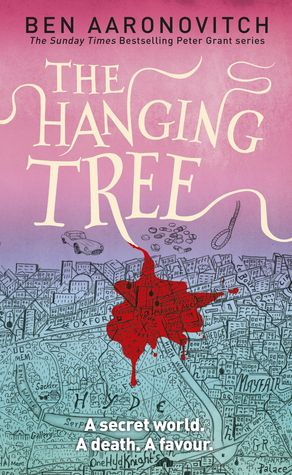Cover Reveal: The Hanging Tree (Peter Grant #6) By Ben Aaronovitch