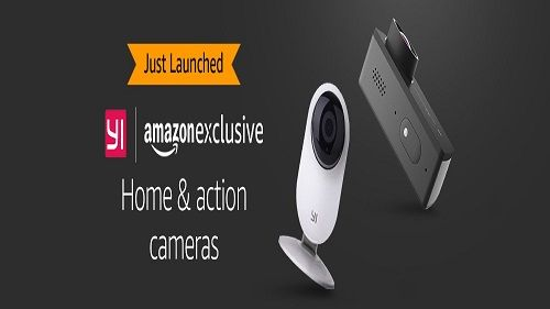 Xiaomi's sub brand Yi is a well known brand for security and action cameras and is selling it's products all over the world and now finally they have come to India, Yi today launched 4 cameras , 2 action cams and two security cam, all of these will be exclusively available from Amazon India as of now. Yi Action Cam (88012) is available at ₹6,999 in black and white colour variants , The action camera comes with a SonyIMX206, 1/2.3″, 16 megapixels CMOS image sensor with Exmor R ability…