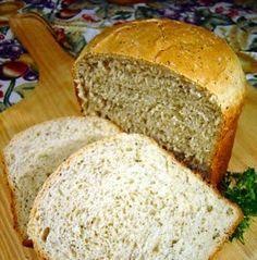 Pão Tentação - Máquina de Pão, com cream cheese e bacon