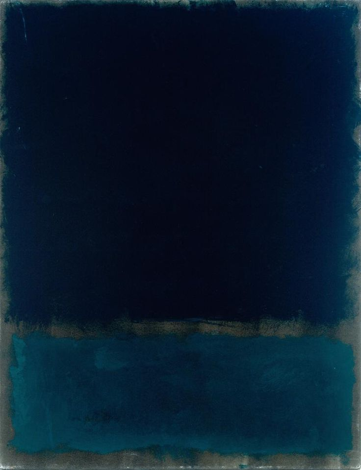 Rothko // Untitled