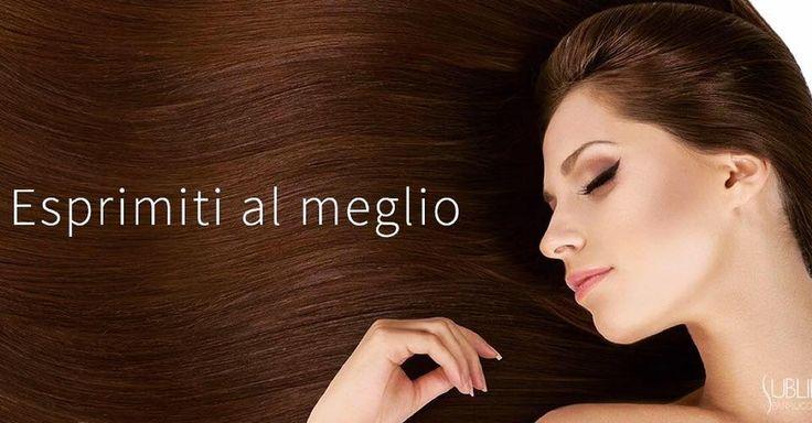 #esprimitialmeglio #sublime #Milano #parrucchiere #hair