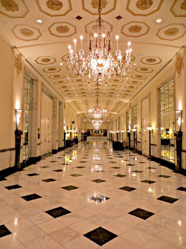The Mayflower Hotel, Washington, DC