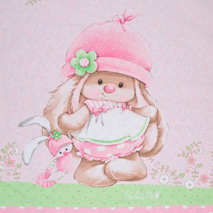 Картинки с милыми зайчиками рисунки, мистические