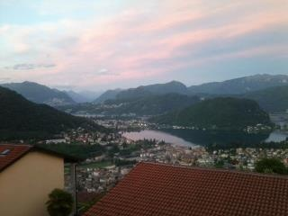 Ponte tresa and Lugano lake