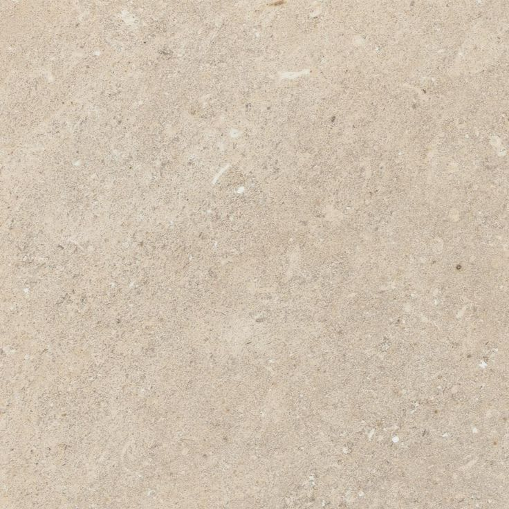 PALATINO GLOSS - A realistic French limestone in sand tones with random off-white and subtle grey fossil features.