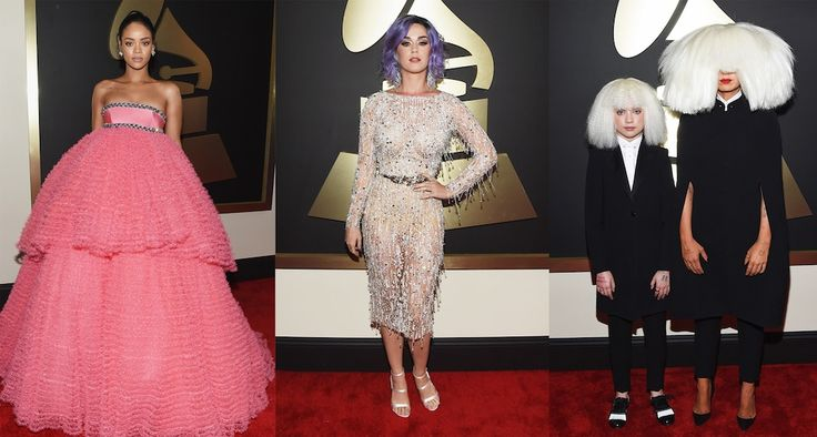 The 57th Annual Grammy Awards: The Best and Worst Looks of 2015 | 2015 Grammys | 303 Magazine