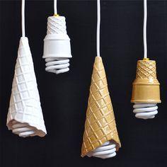 Самые креативные лампы и светильники • НОВОСТИ В ФОТОГРАФИЯХ