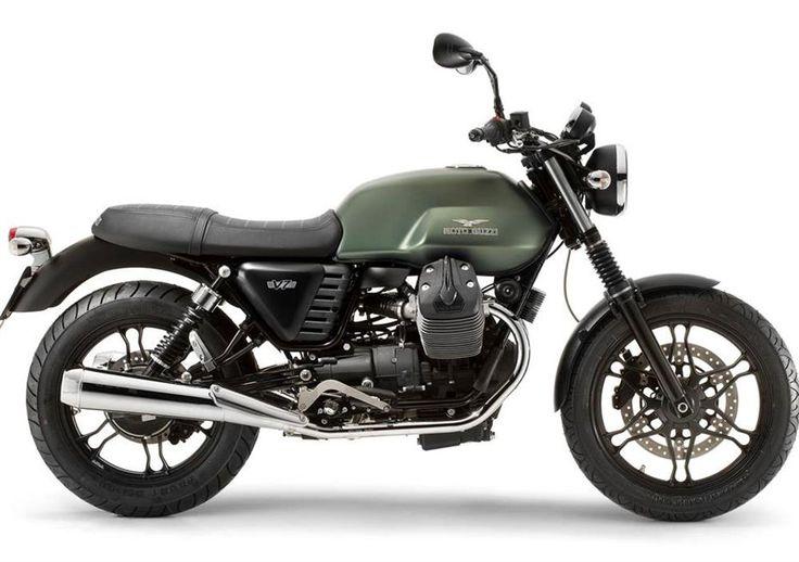 Moto Guzzi 750 V7 Stone 2012