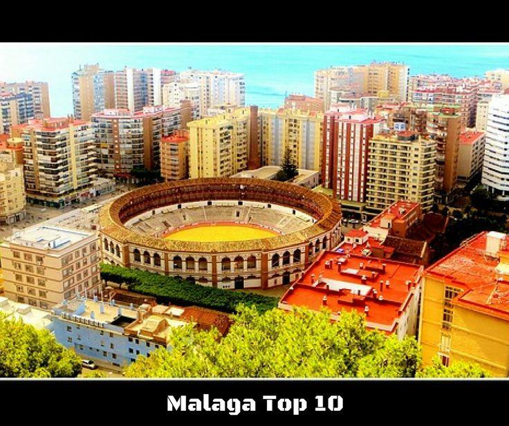 Malaga Top 10 - látnivalók és tennivalók a Costa del Sol szívében