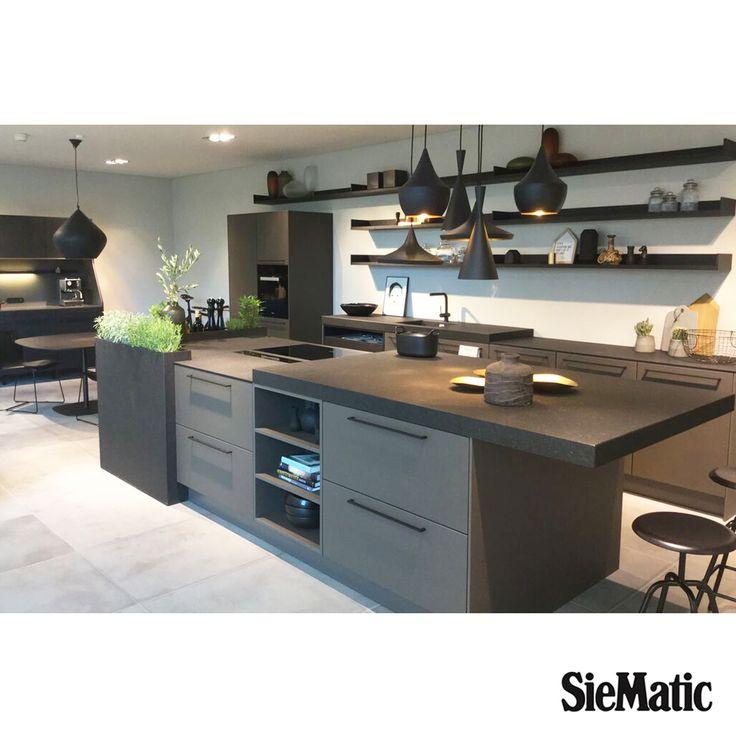 Loft Kitchen Interior Island Design White Designs Ideas Open House Cuisines