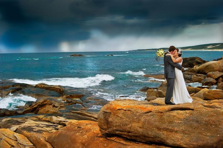 wedding photography, south west of Western Australia, near Gracetown.  www.envywebsite.com