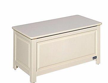 MOTHERCARE   £99 Tutti Bambini Alexia Toy Box - Vanilla