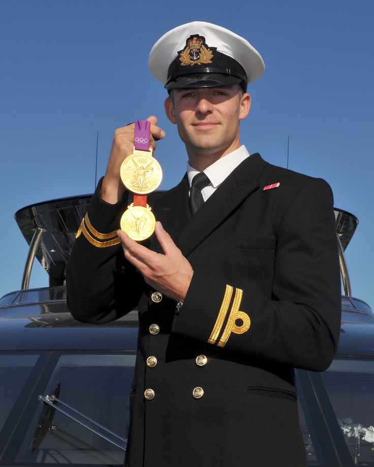On the 18th September 2012, Double Olympic gold medallist rower and Royal Navy lieutenant Pete Reed took time out from his hectic training schedule to speak at several events at the Southampton Boat show.    The elite athlete gave a 25 minute presentation on stage at the show in a Q session about the start of his Navy and subsequent rowing career and also presented awards to apprentices in the yachting industry.
