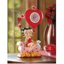 Betty Boop Bedside clock: Gifts For Her, Bedside Clocks, Boopoop