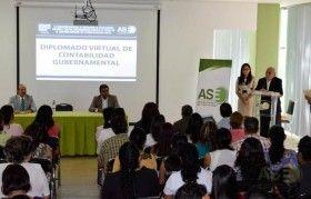 ASE Oaxaca realiza diplomado virtual en contabilidad gubernamental