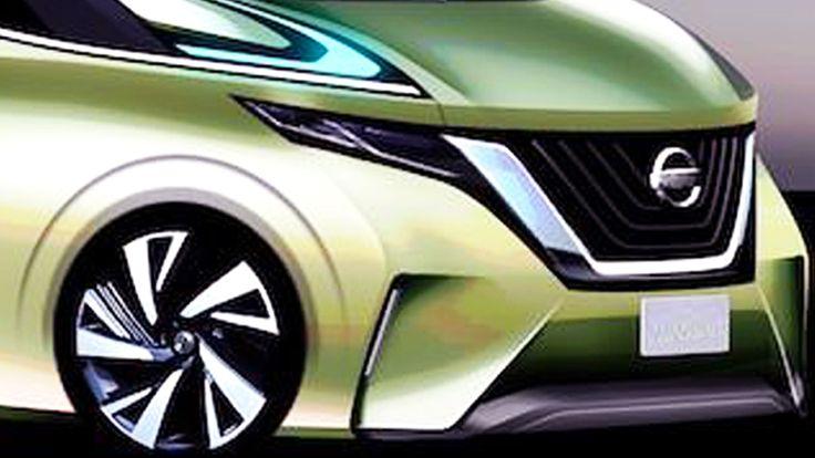 2019 日産 新型 セレナ マイナーチェンジ情報!内外装・スペック・価格等 | Nissan