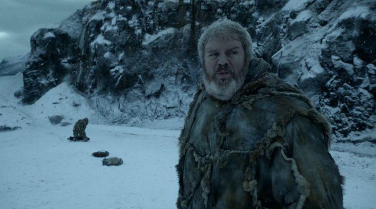 Kristian Nairn (Hodor) is Glad Jon Snow Died