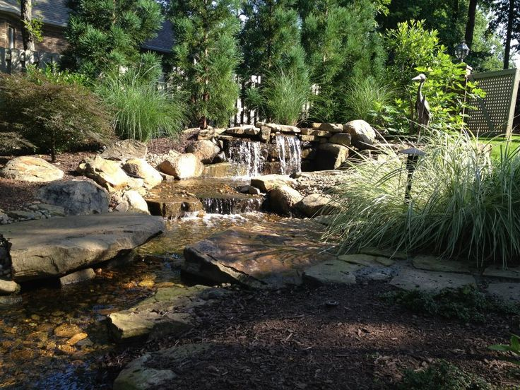 22 best pondless waterfalls images on pinterest farm for Farm pond maintenance