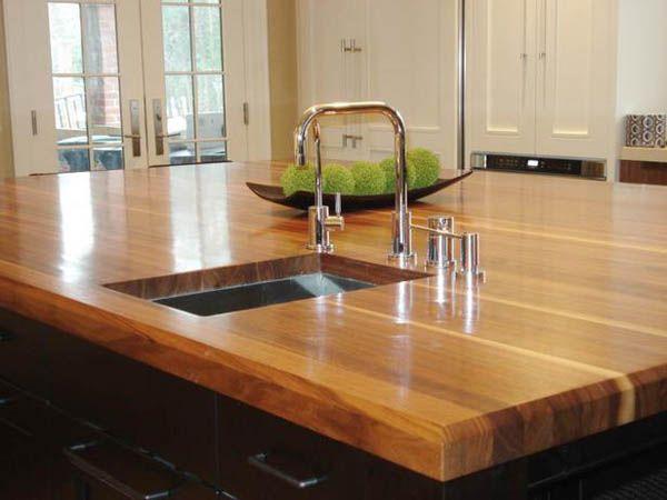 Diy Kitchen Countertops Wood