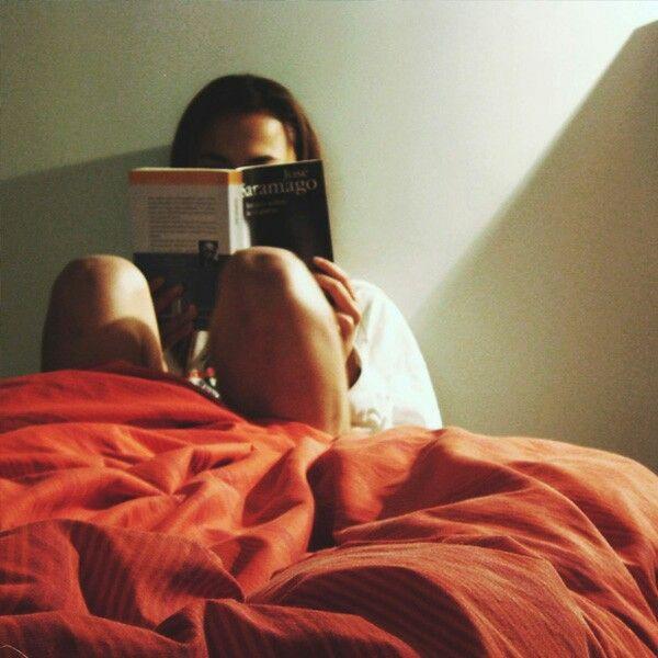 un #libro letto a #letto