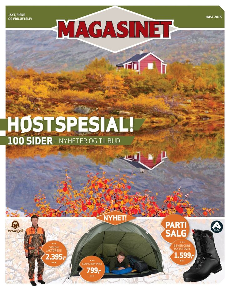 Ny katalog   Høst 2015