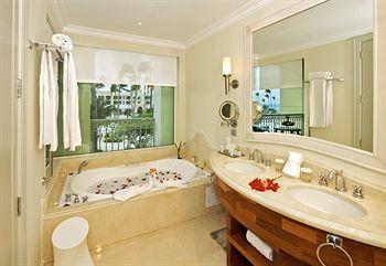 Bathroom of Guestroom at the Iberostar Grand Hotel Bavaro (All inclusive), Punta Cana, Dominican Republic
