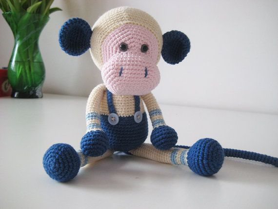 Bibi Amigurumi Toy PATTERN by mojeamigurumi on Etsy