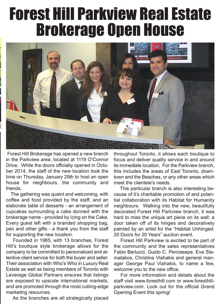 Thank you Evdomada News Paper for a wonderful write up on our soft open house...looking forward to the Grand Opening in the Spring