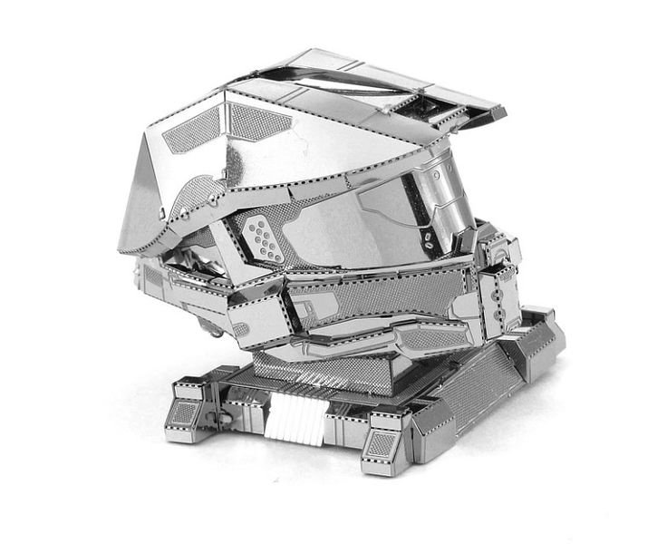 Metal Earth 3D Laser Cut Model Halo Master Chief Helmet