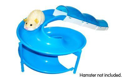 Zhu Zhu Pets Add On Ramp and Slide by Cepia. $19.99. From the Manufacturer                Welcome to the world of Cepia's cute and furry robotic hamsters and accessories                                    Product Description                Welcome to the world of Cepia's cute and furry robotic hamsters and accessoriesFeatures include: •Zhu Zhu Pet Hamster Slide & Ramp•Includes:  1 Zhu Zhu Pet Hamster Slide & Ramp•Zhu Zhu Hamsters Sold Seperately•Add to your Zhu Zhu co...