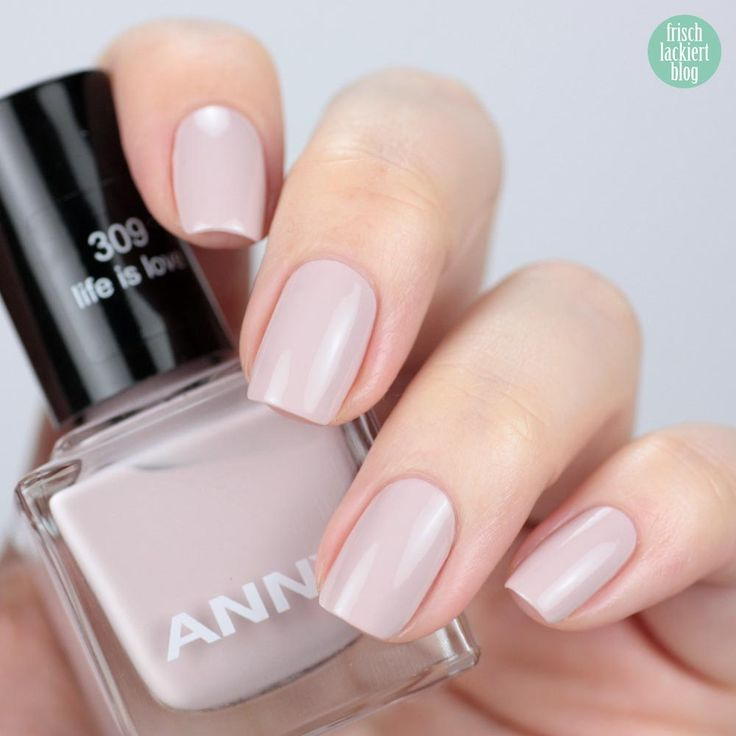 ANNY life is love – swatch by frischlackiert