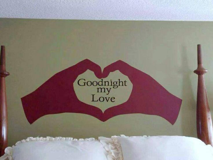 goodnight my love quotes pinterest