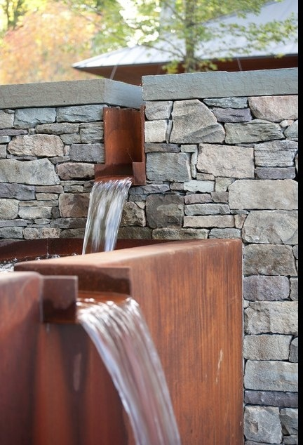 Corten_Steel_Water_Feature_-_H._Keith_Wagner_Partnership-
