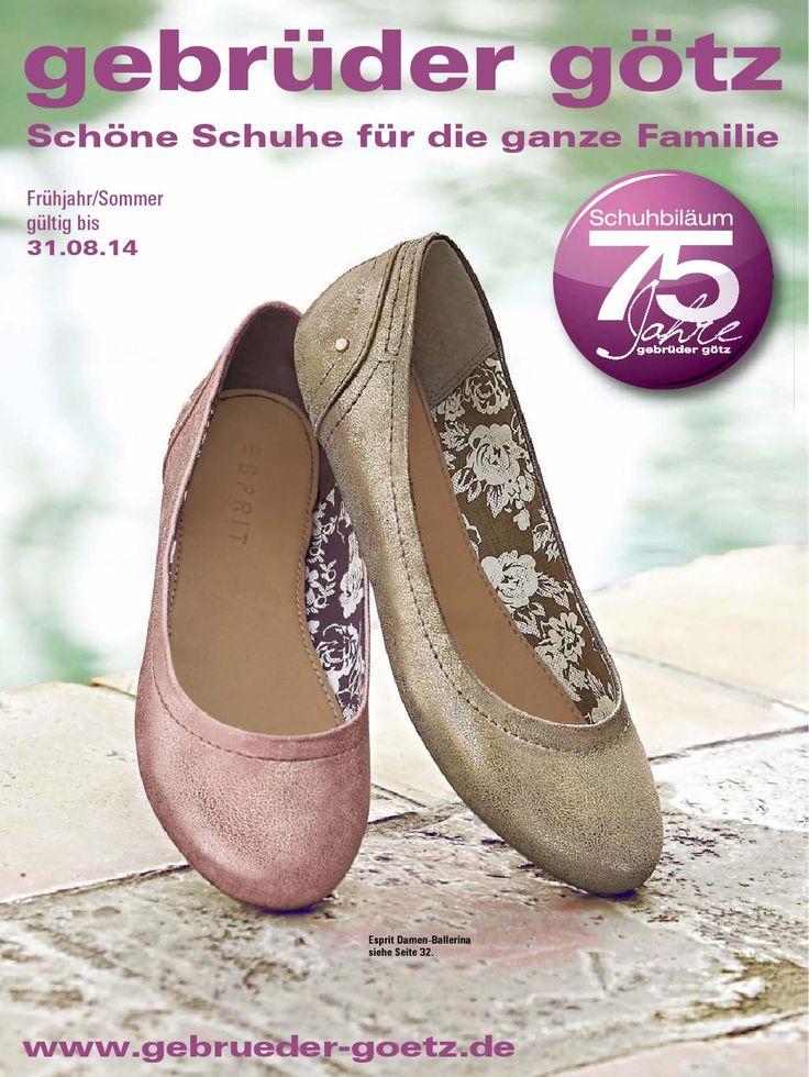 Каталог Gebruder Gotz весна-лето 2014. Заказ обуви на www.catalogi.ru или по тел. +74955404949  Встречайте новый каталог Gebruder Gotz весна-лето 2014, здесь вы найдете обувь для всей семьи. Каталоги.ру - доставка одежды по каталогам из Европы. Оформление заказов по телефону +7 495 5404949, ежедневно пн-пт 11-20, сб-вс 11-18. Оплата при получении наличные, VISA / MASTERCARD, доставка на дом или в офис. Гарантия возврата товара 14 дней. Офис в Москве Митинская ул. 37. Более 60 каталогов ...