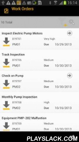 SAP Work Manager  Android App - playslack.com ,  With the SAP Work Manager mobile app for Android, you have the tools needed to improve workforce safety and optimize asset life and reliability, as well as streamline processes by eliminating paperwork and shortening work cycles. The mobile app accesses the SAP Enterprise Asset Management (SAP EAM) solution and empowers your workforce with everything needed to efficiently install, inspect, maintain, and repair assets in the field from an…