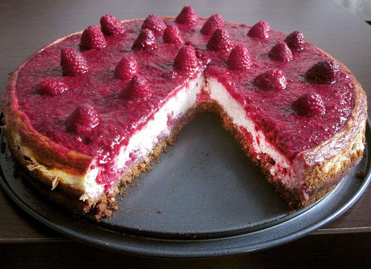 Skúste si aj vy spraviť tento jednoduchý malinový cheesecake z mascarpone, ktorý…