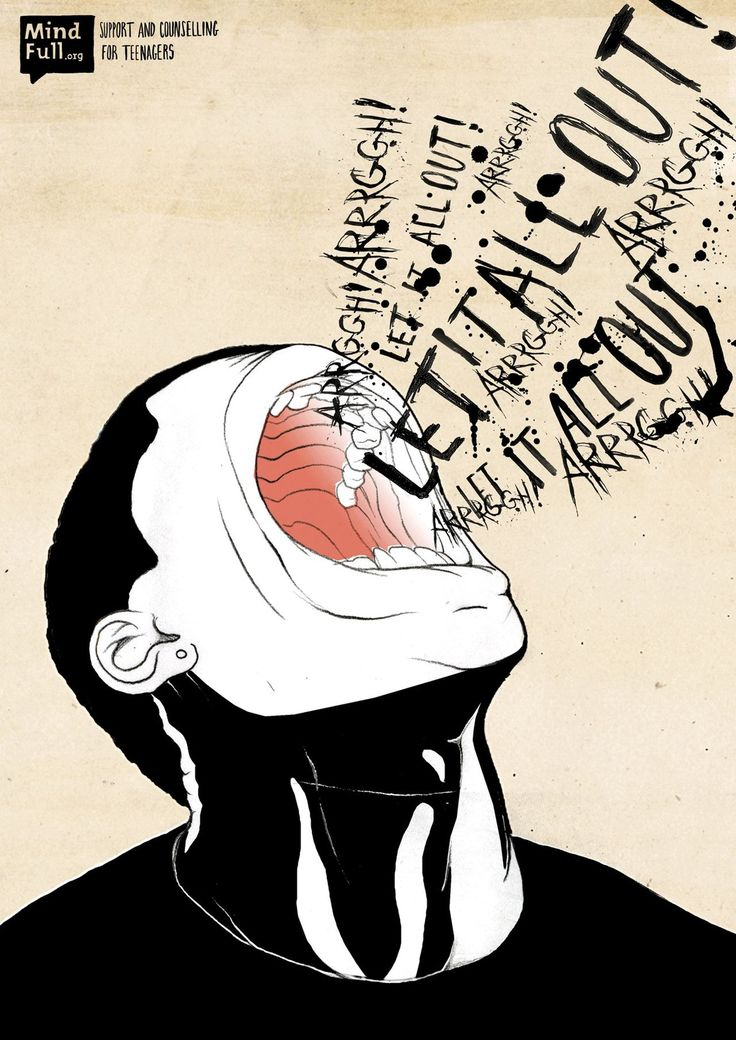 54 best Mental Illness Portrayed in Art images on ...