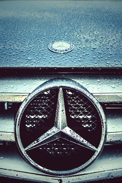 Mercedes Benz Logo - Badge -Emblem