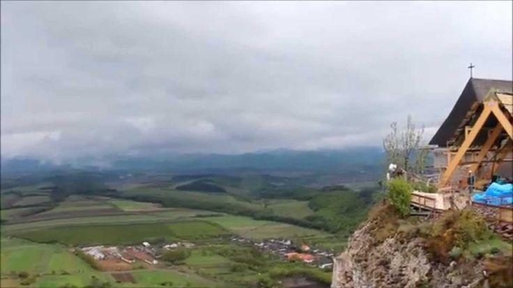 Az ÚJJÁÉPÜLŐ Füzéri vár Zemplén hegység  Magyarország csodája