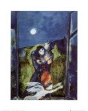 La Mariee Prints by Marc Chagall at AllPosters.com