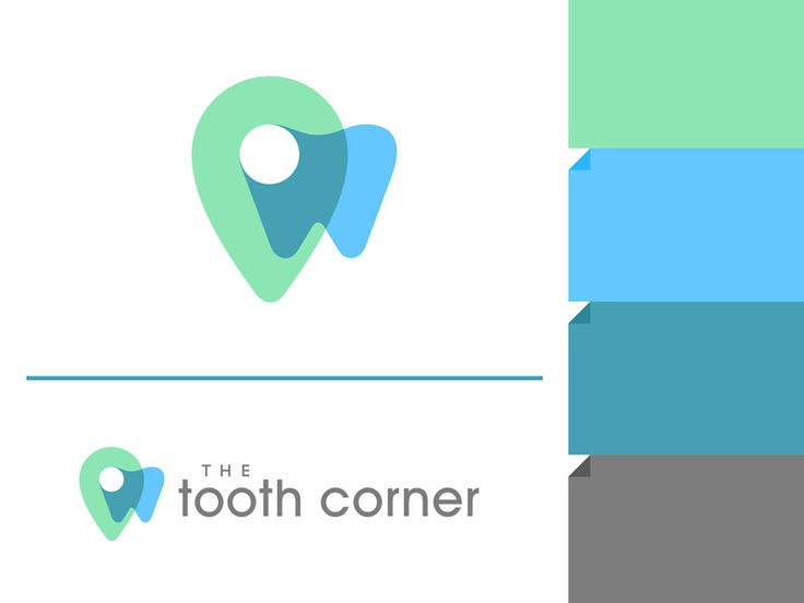 Branding of the largest dental offices network in Canada. More about them here: http://toothcorner.com/