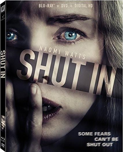 David Cubitt & Oliver Platt - Shut In [Blu-ray]