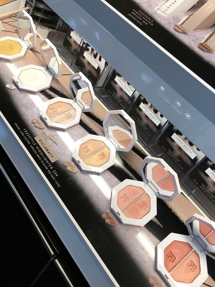 Fenty Magnificence by Rihanna Killawatt Freestyle Highlighter – Make-up and Magnificence Weblog…