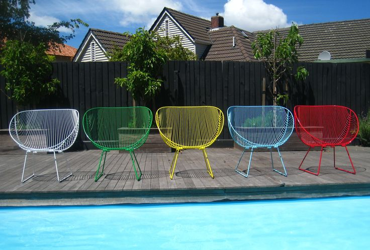 Coromandel wire chairs: $369.00 each at www.icotraders.co.nz